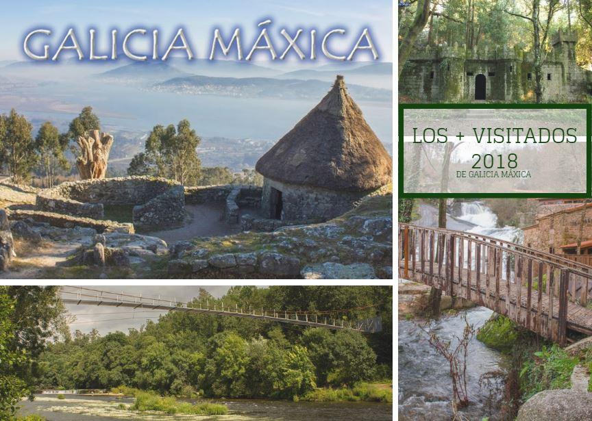 Más visitados de Galicia