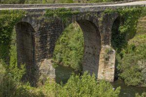Puentes romanos en Galicia
