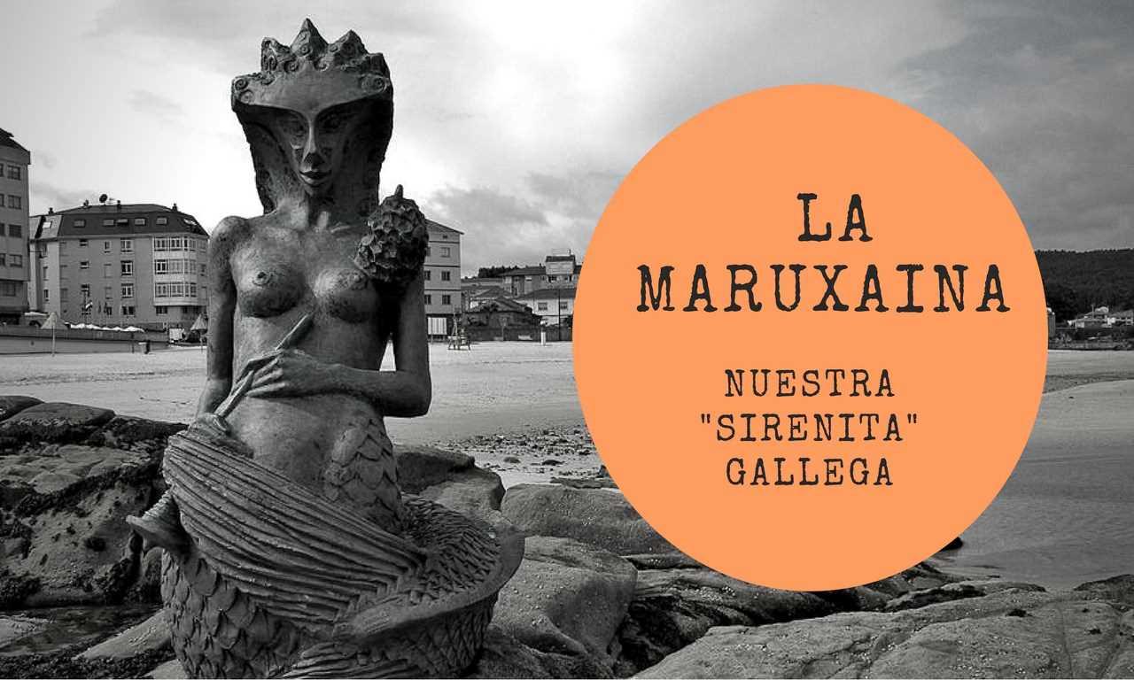 Leyenda Maruxaina