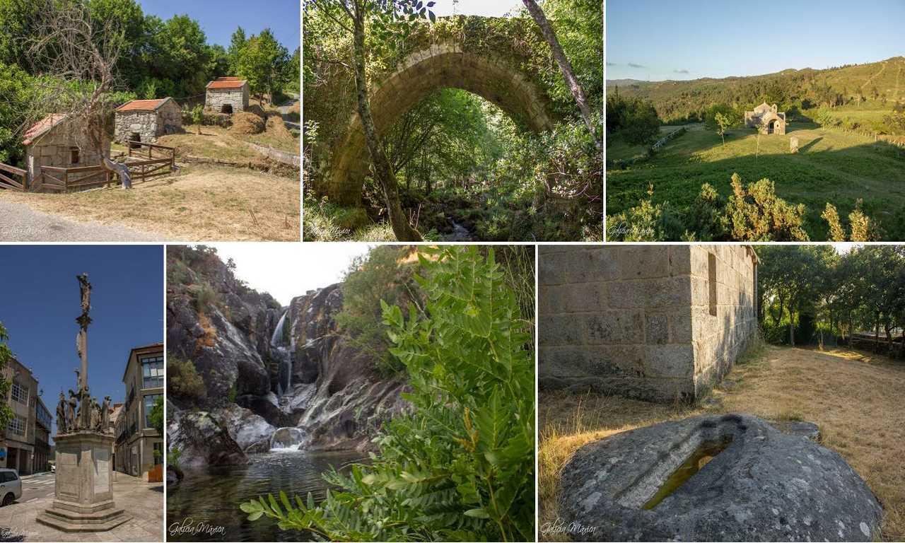 Lugares de Covelo