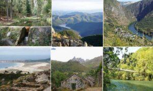 Parques Naturales de Galicia