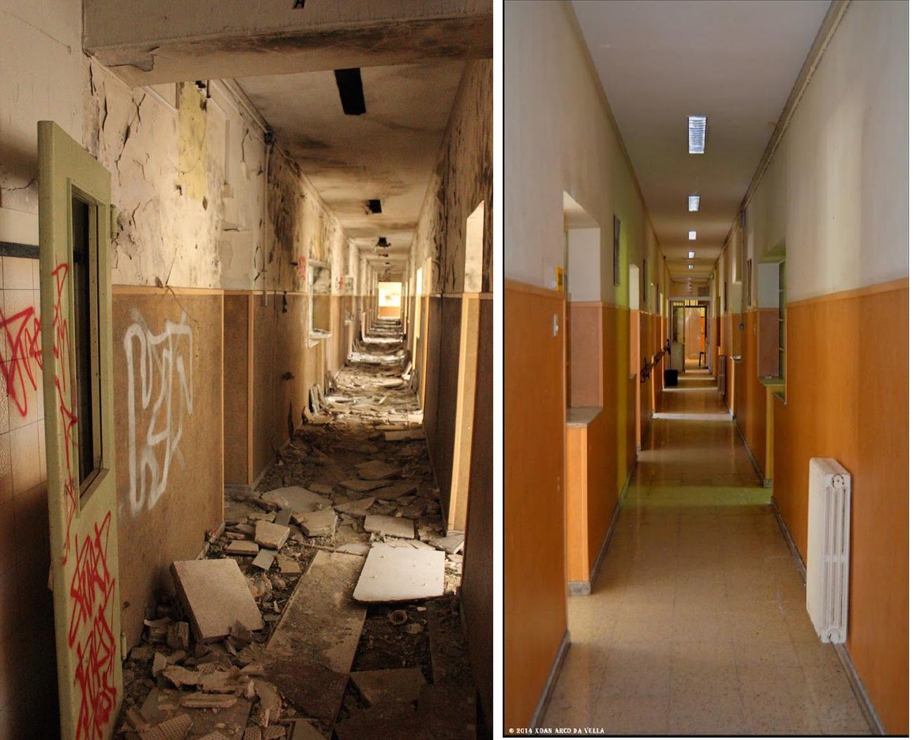 Toén, Antes y después