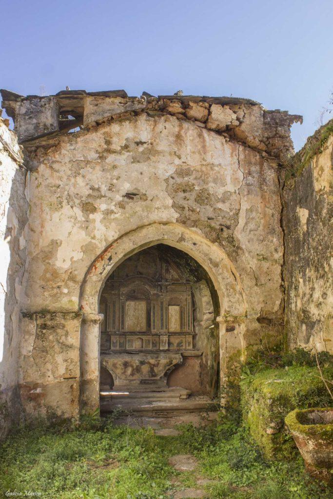 Iglesia de Pardollán