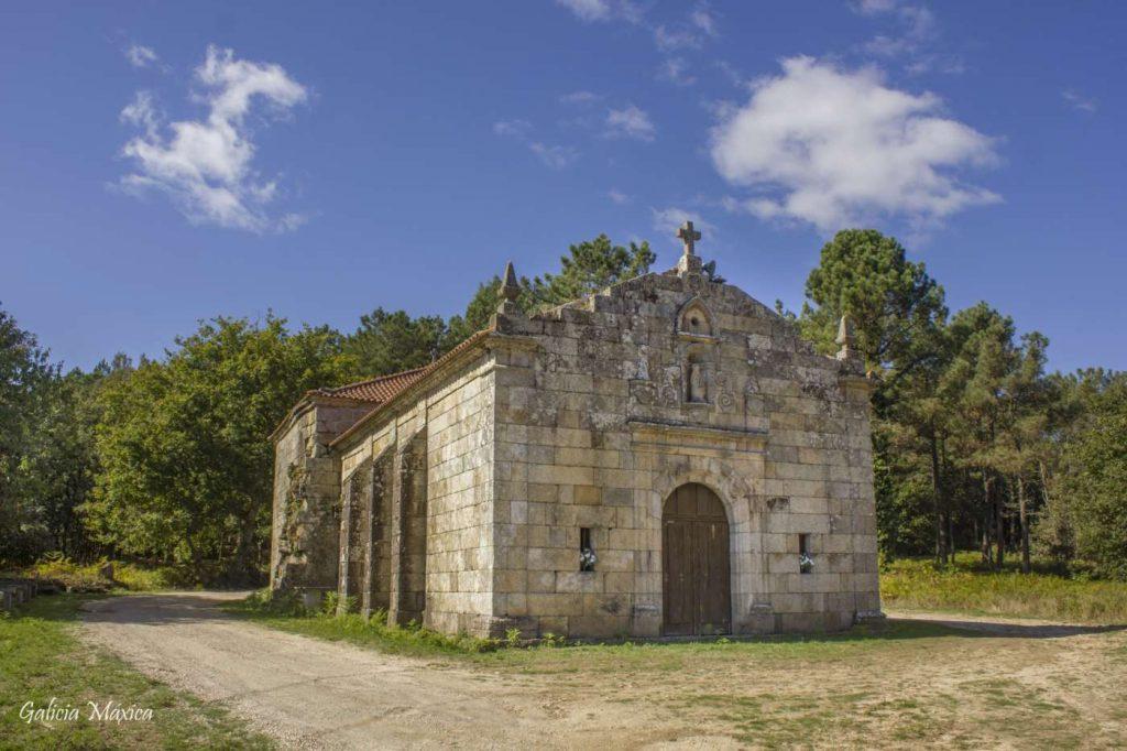 Iglesia de A Portela