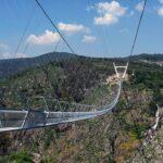 Puente colgante del Paiva