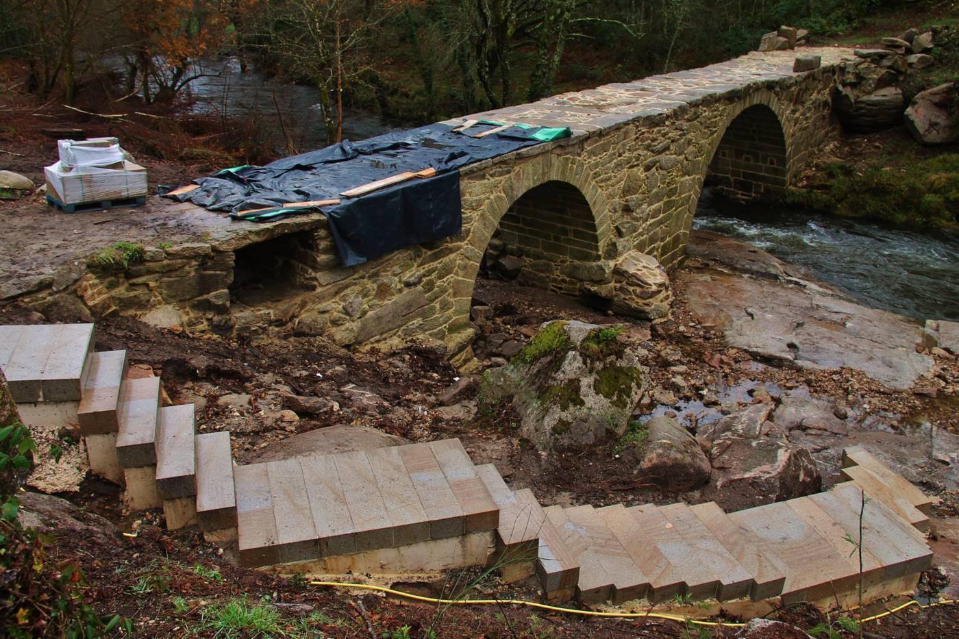 Ponte dos Cabalos resturación