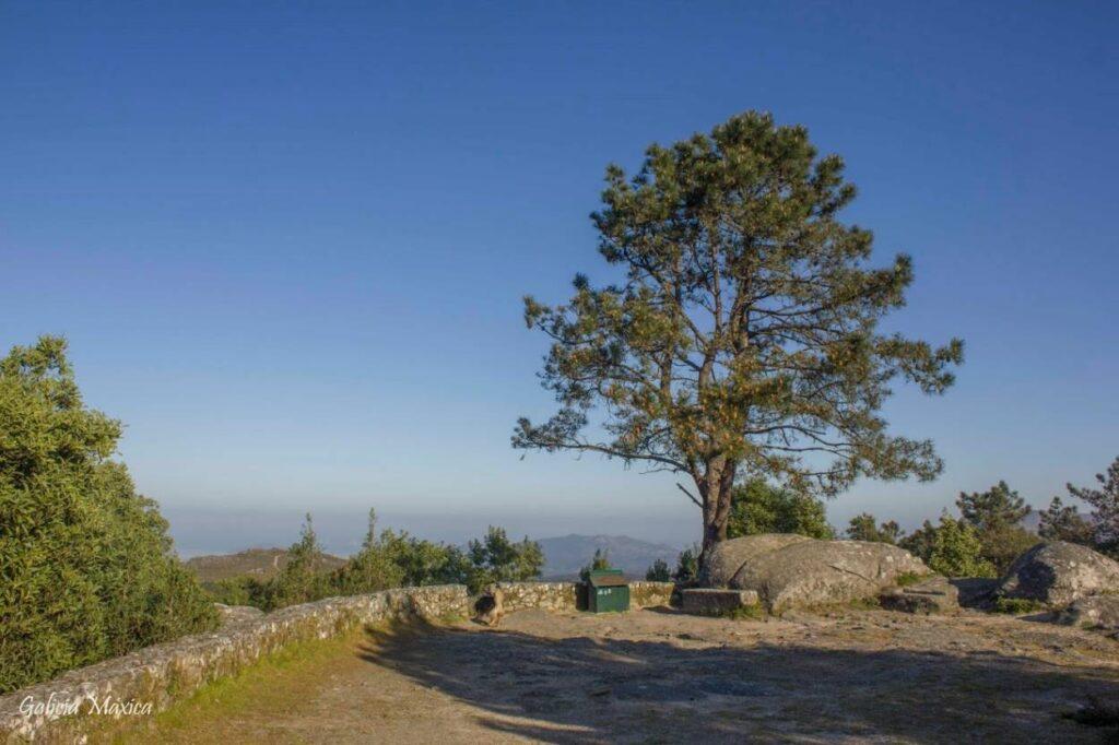 Mirador de Monte Aloia