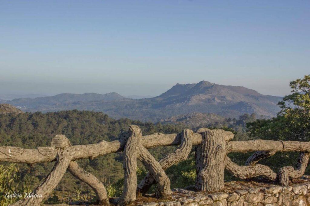 Mirador Monte Aloia