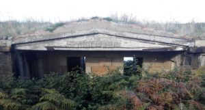 Antigua construcción militar en Punta Segaño / Escapalandia