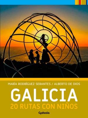 Libro Rutas Galicia con Niños
