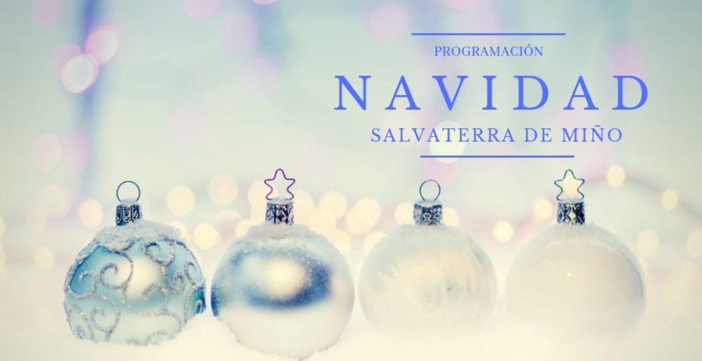 Fiestas Navidad Salvaterra de Miño