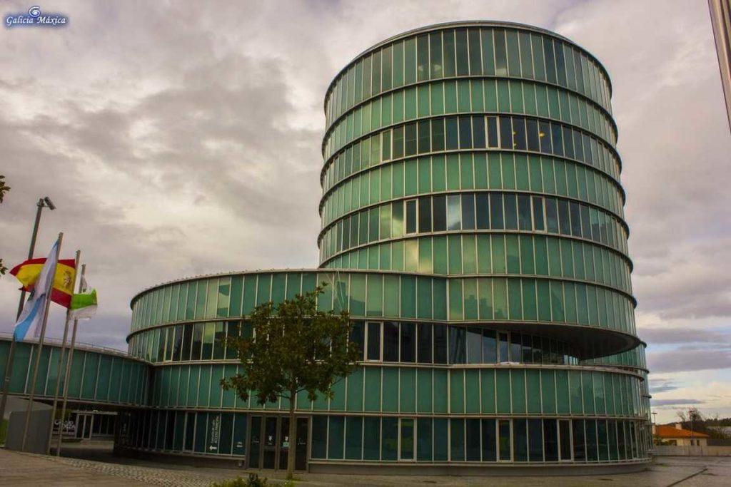Casa do Concello de Lalín
