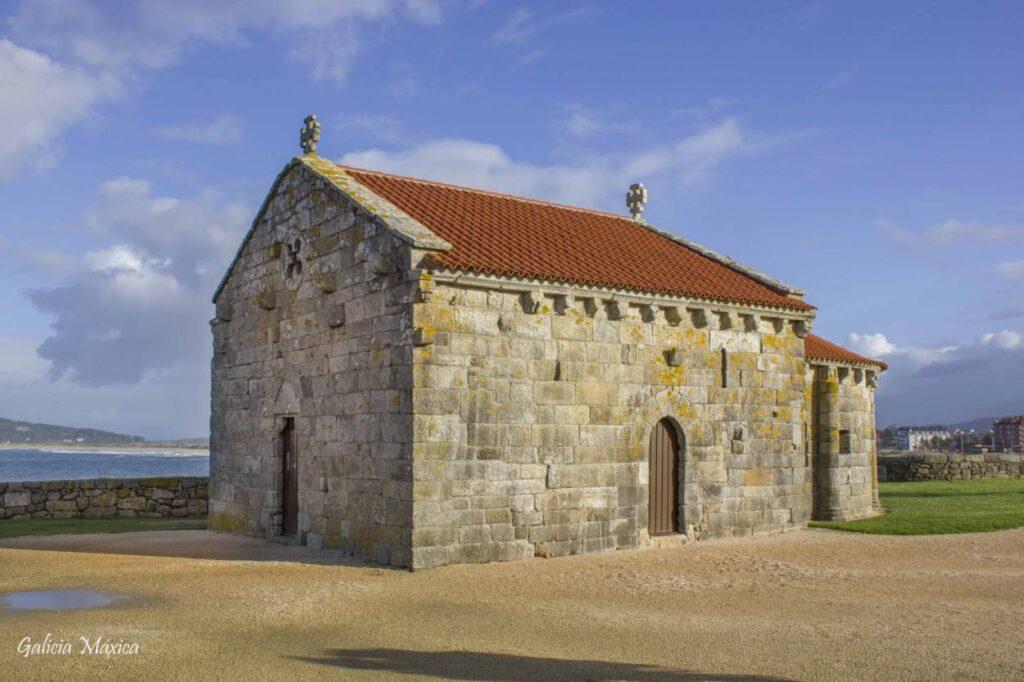 Ermita de A Lanzada