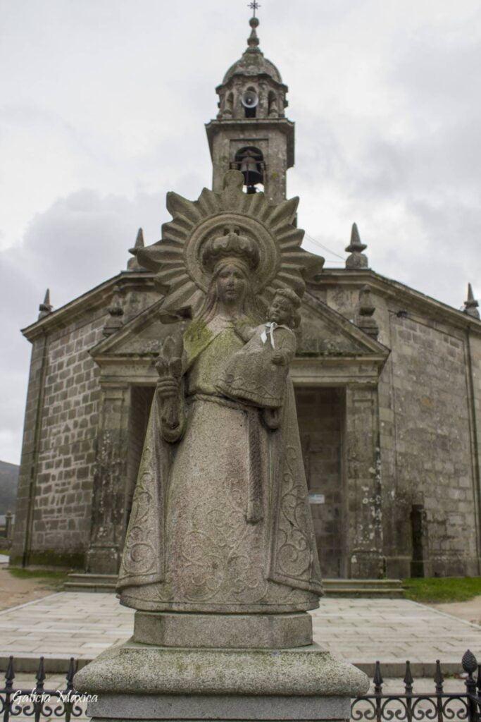 Virgen de Amil