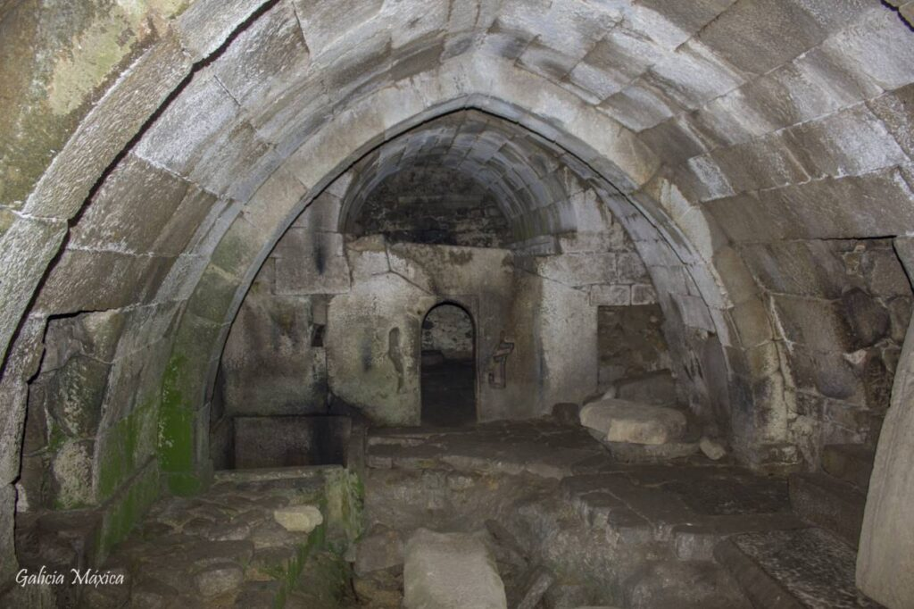 Horno de Armea. Pedra Formosa