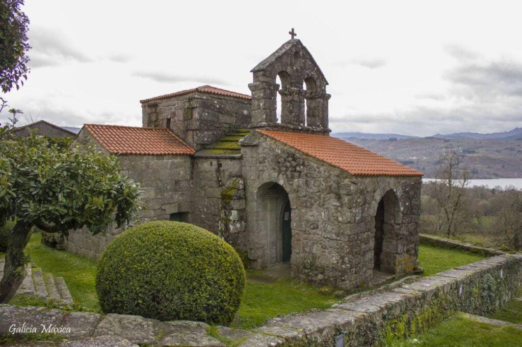 Iglesia de Santa Comba de Bande