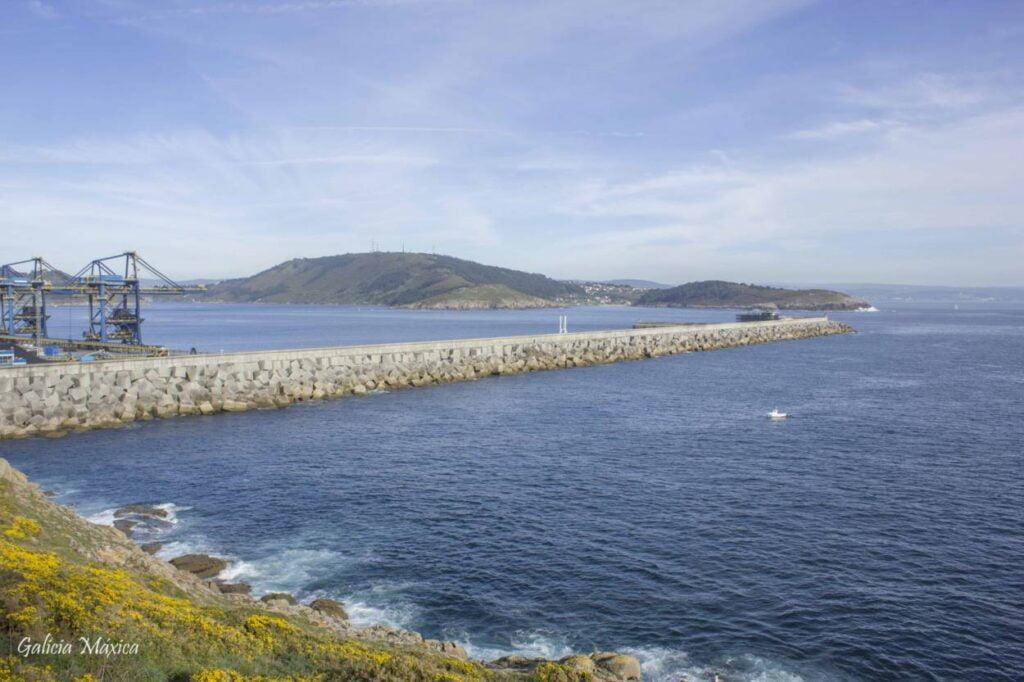 Puerto exterior de Ferrol