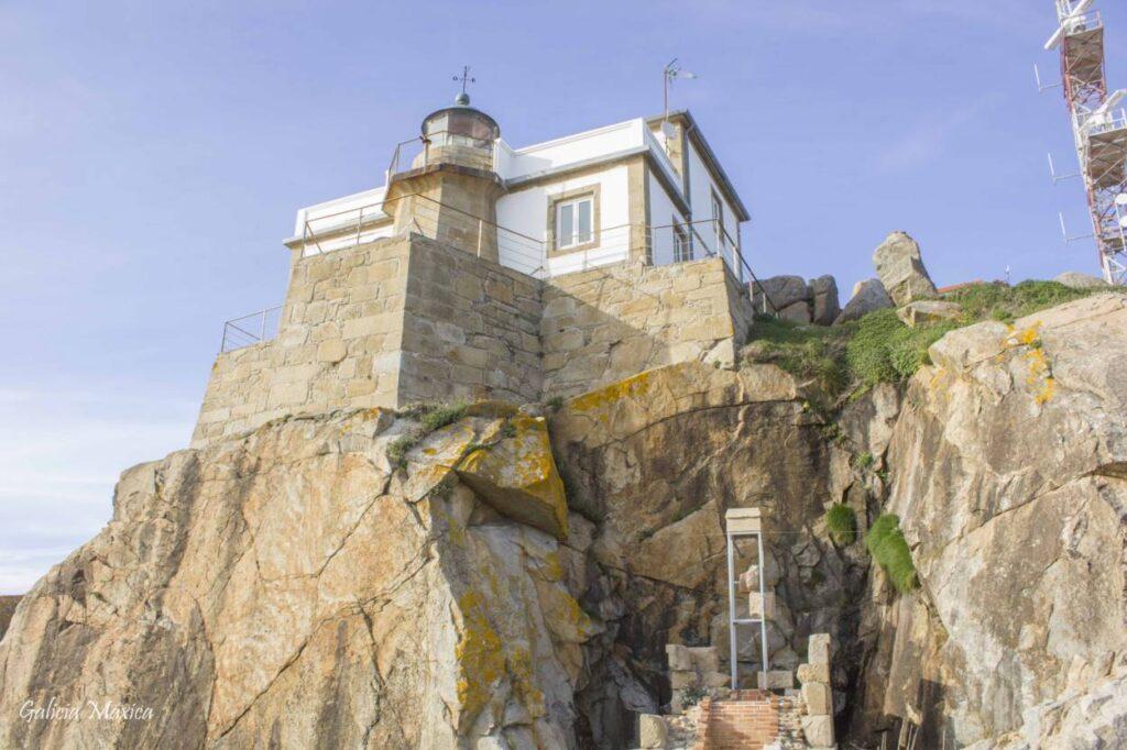 Faro de Cabo Prioriño