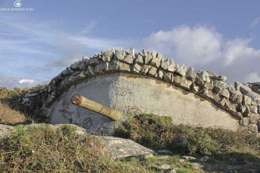 Batería Cabo Silleiro