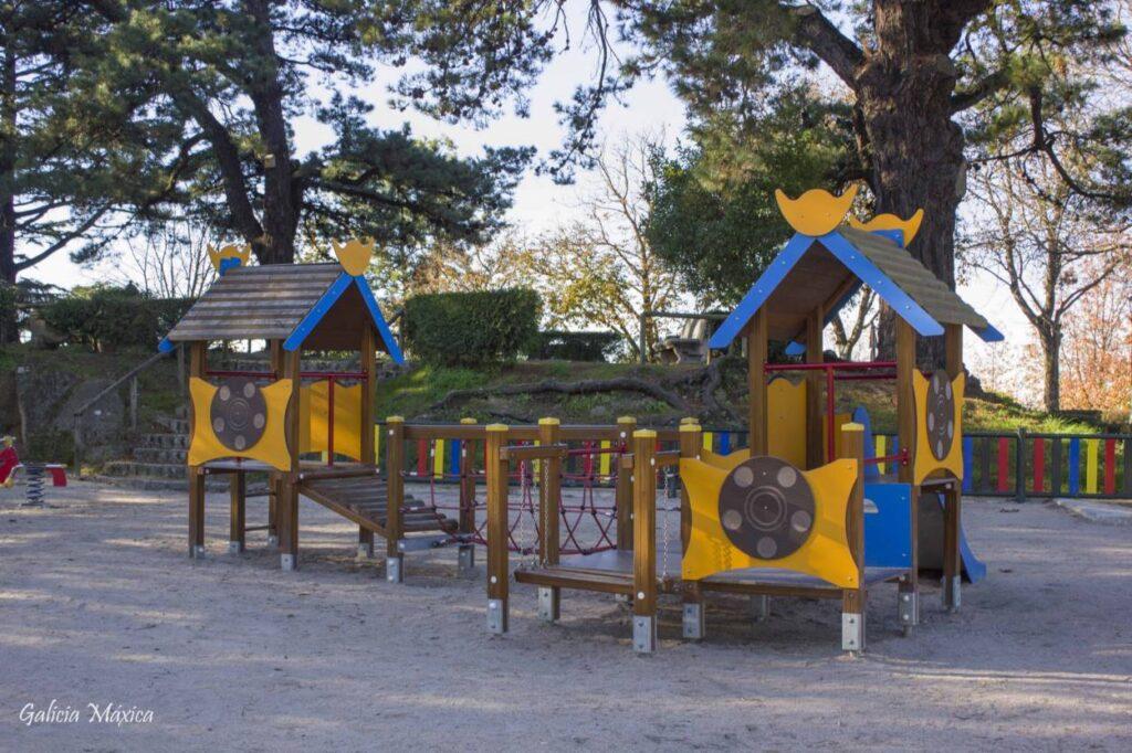 Parque de O Castro de Vigo