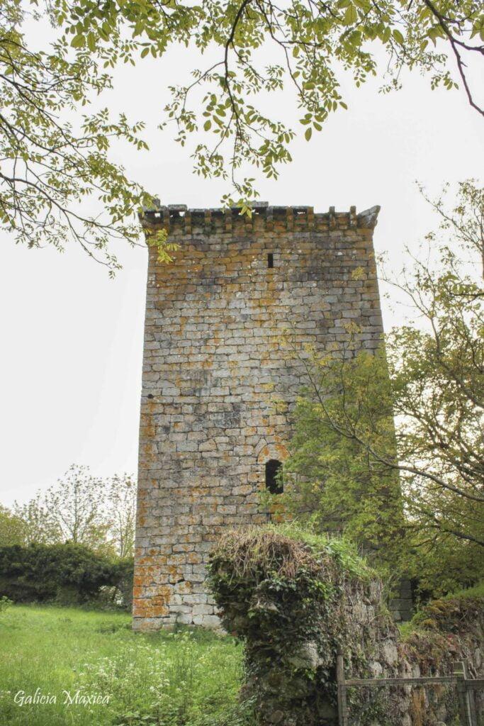 Castillo de Castroverde - Torre de Homenaje