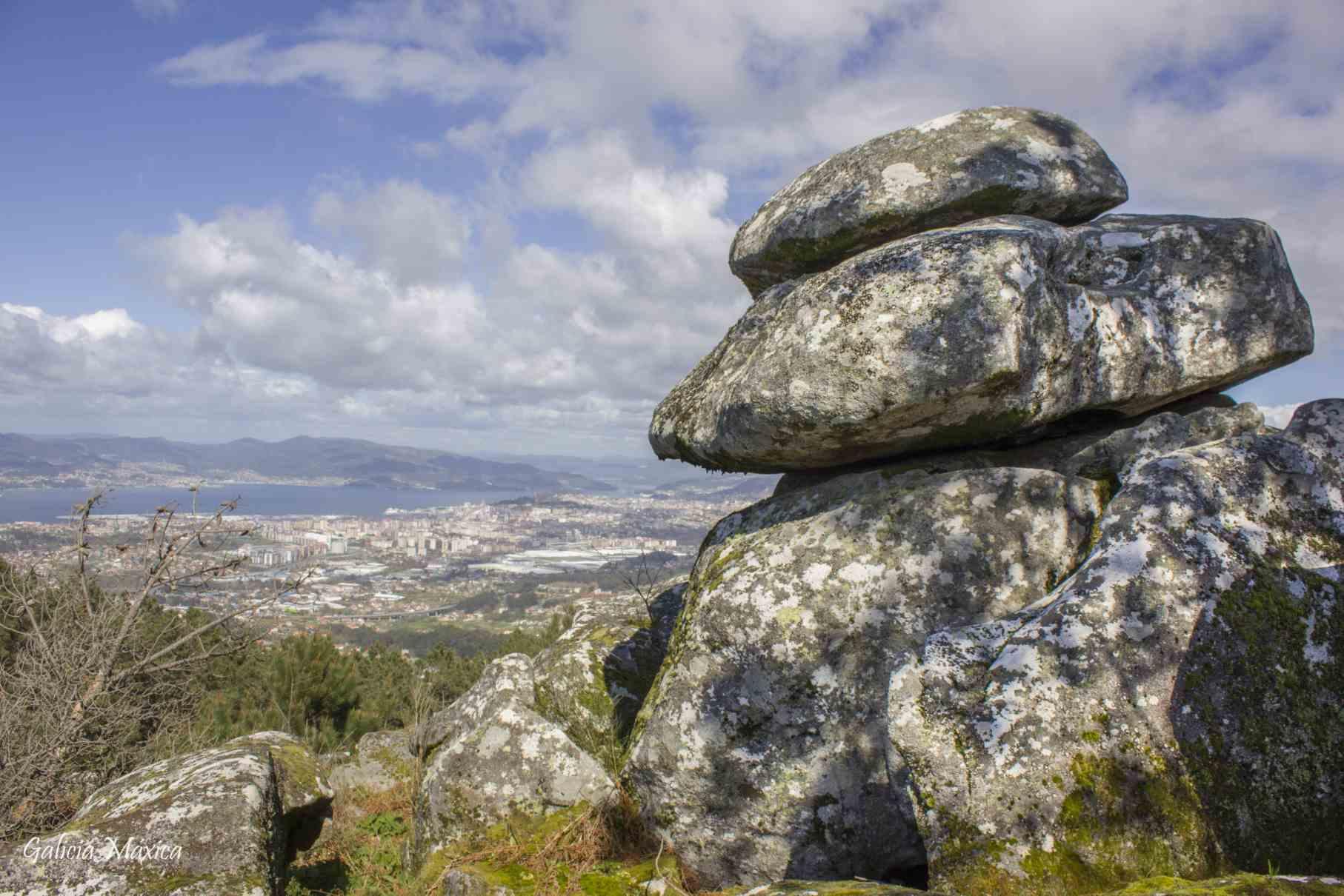 Montes de Coruxo