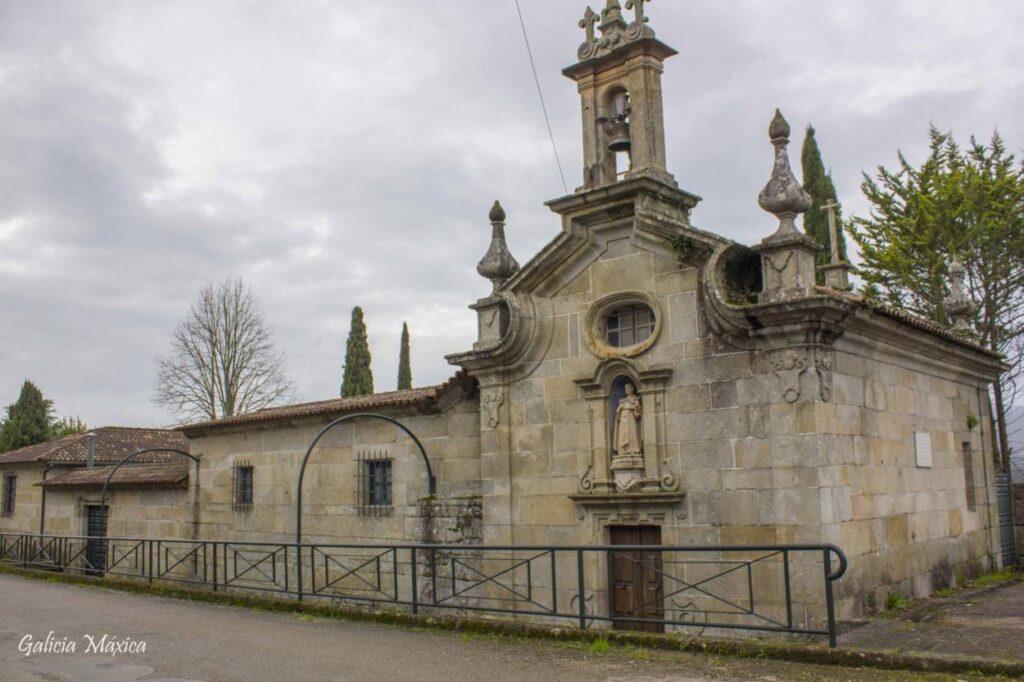 Capilla de San Pedro Mártir do Cachal