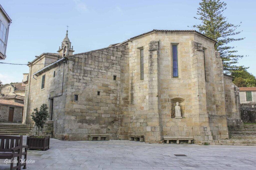 Ábside de la iglesia
