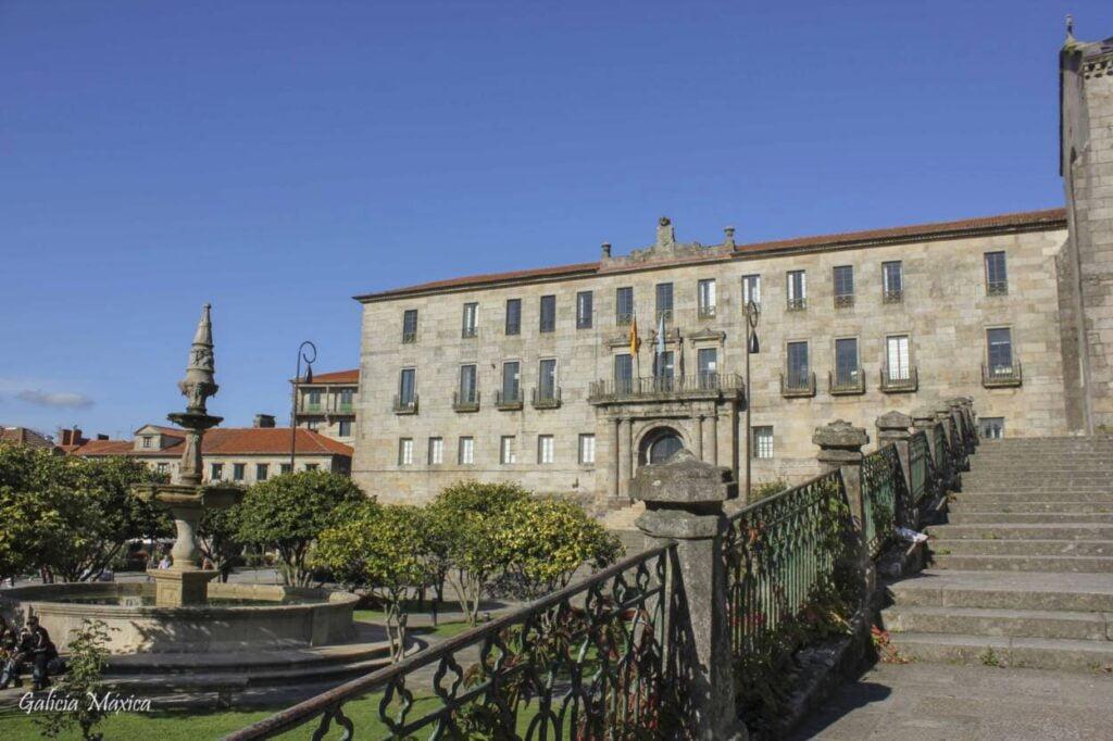 Edificio de Hacienda de Pontevedra