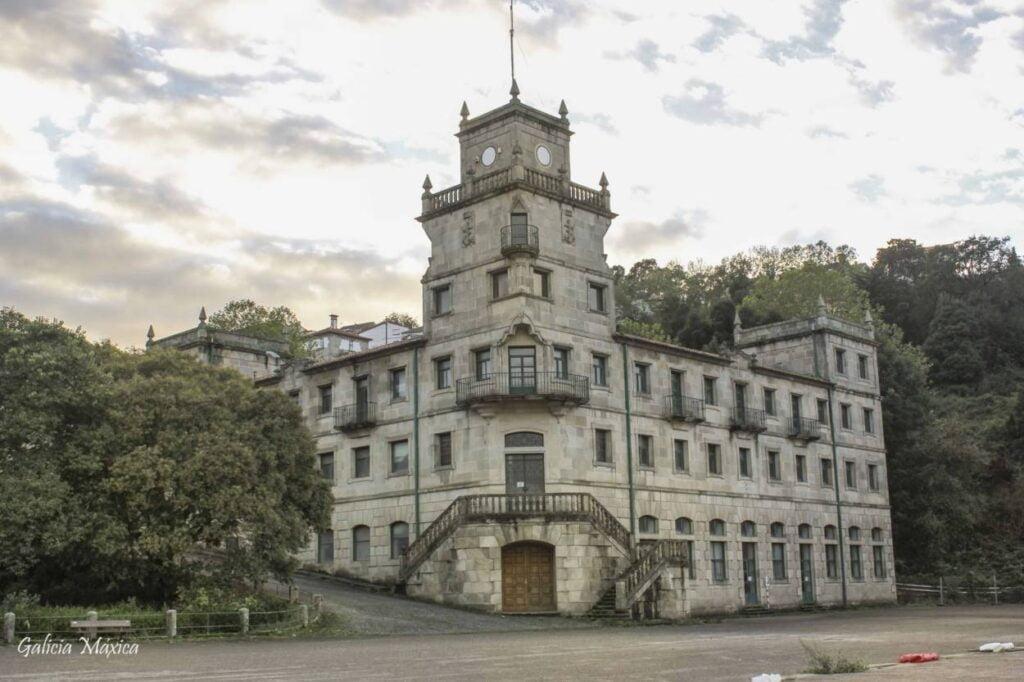 Edificio de la ETEA