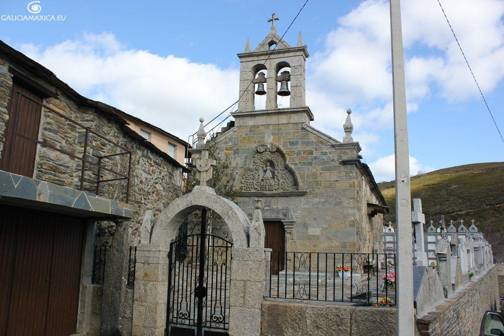 Iglesia de Camba