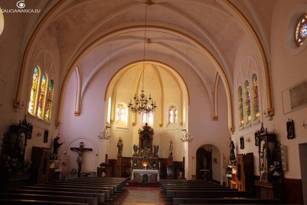 Iglesia de Ramallosa
