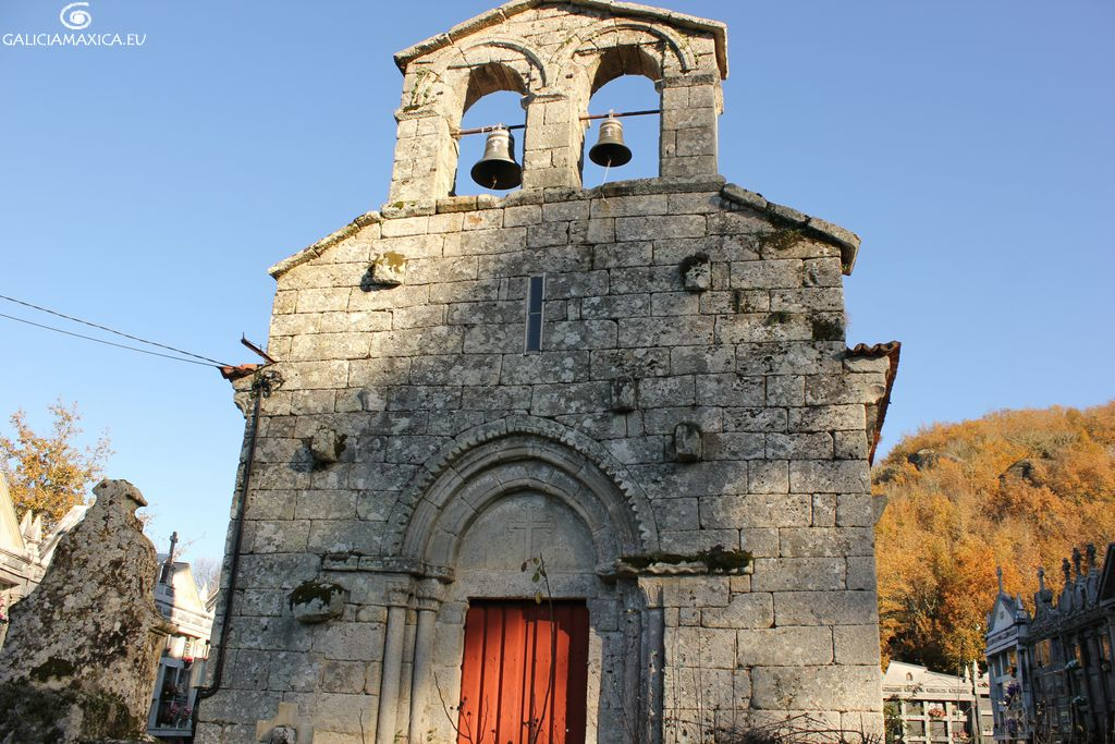 Iglesia de Lamas