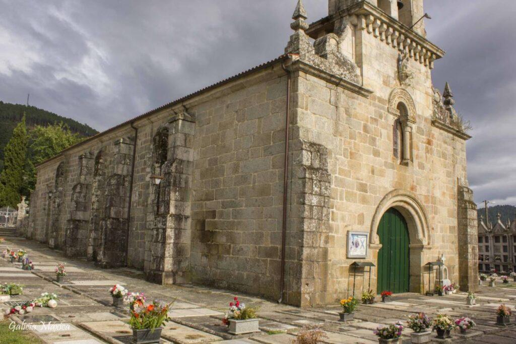 Iglesia de Arnoia
