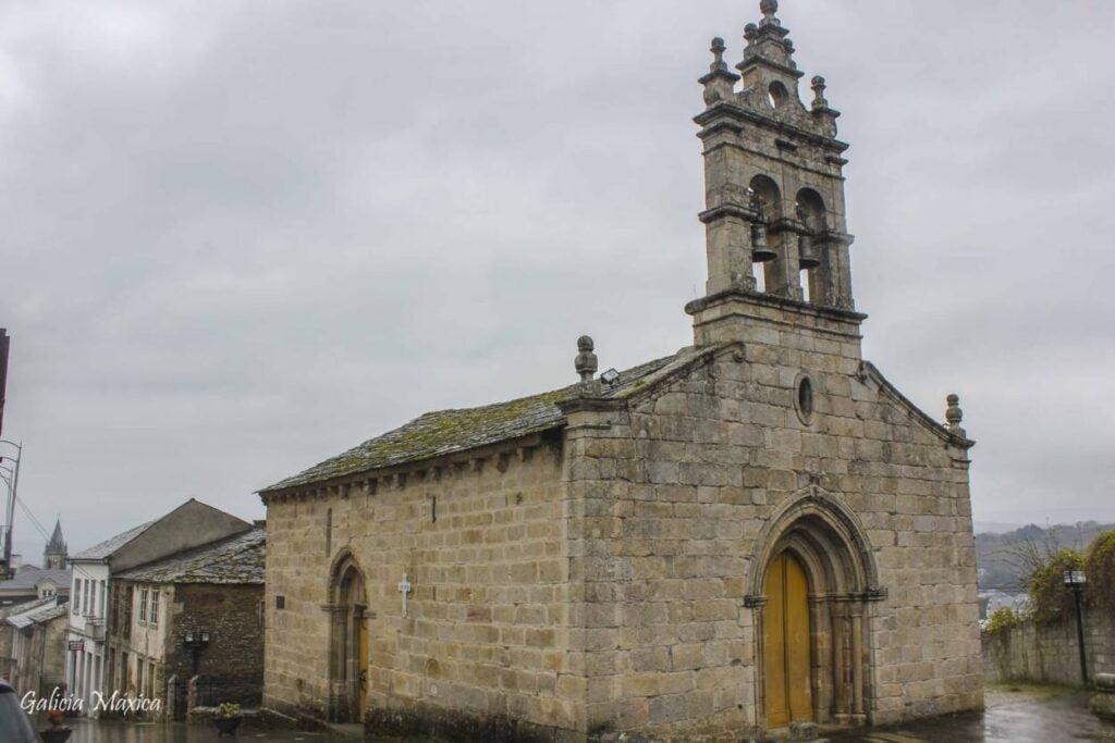 Iglesia románica de Sarria