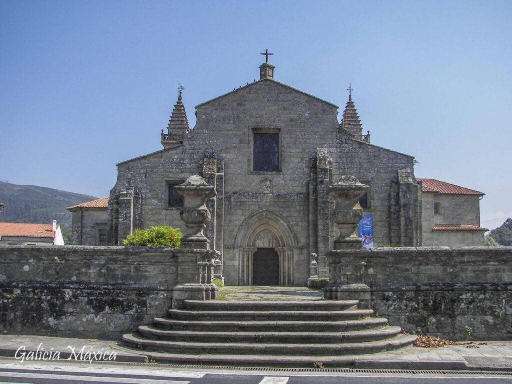 Iglesia de Iria Flavia