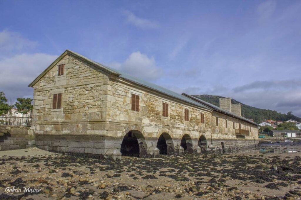 Molino de mareas de Muros