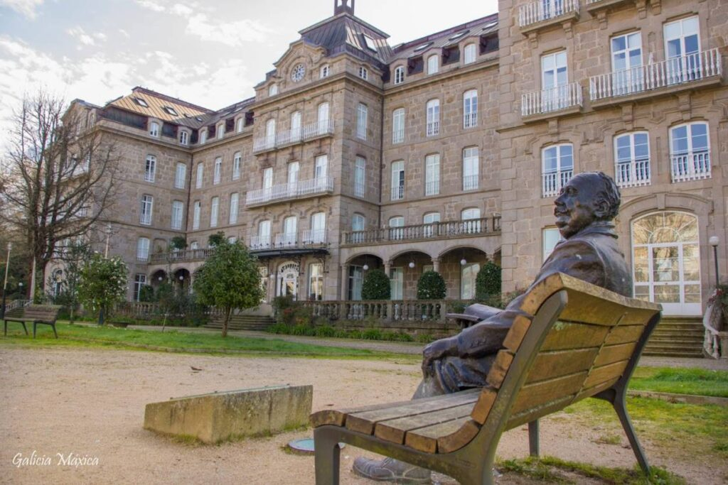 Gran Hotel de Mondariz Balneario