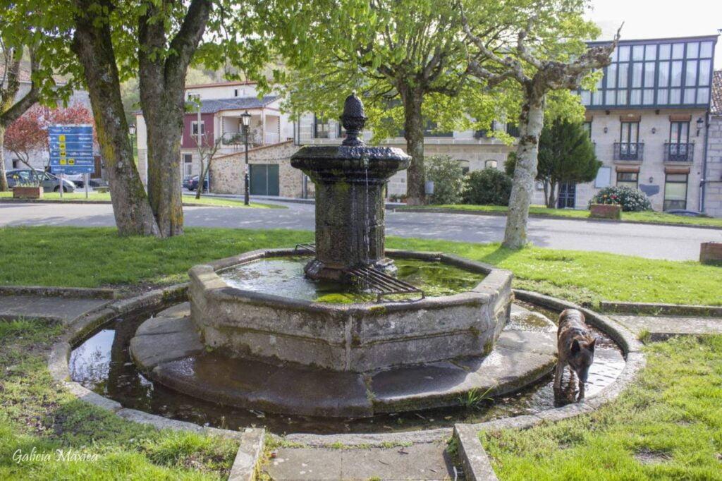 Fuente de Montederramo