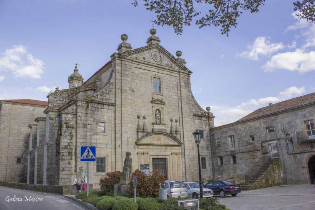 Iglesia de Montederramo