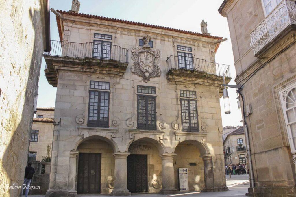 Edificio Museo Provincial de Pontevedra