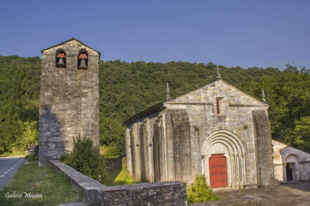 Iglesia de San Pedro Fiz do Incio