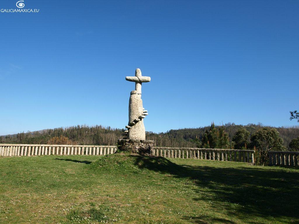 Cruz del Mirador de Pazos