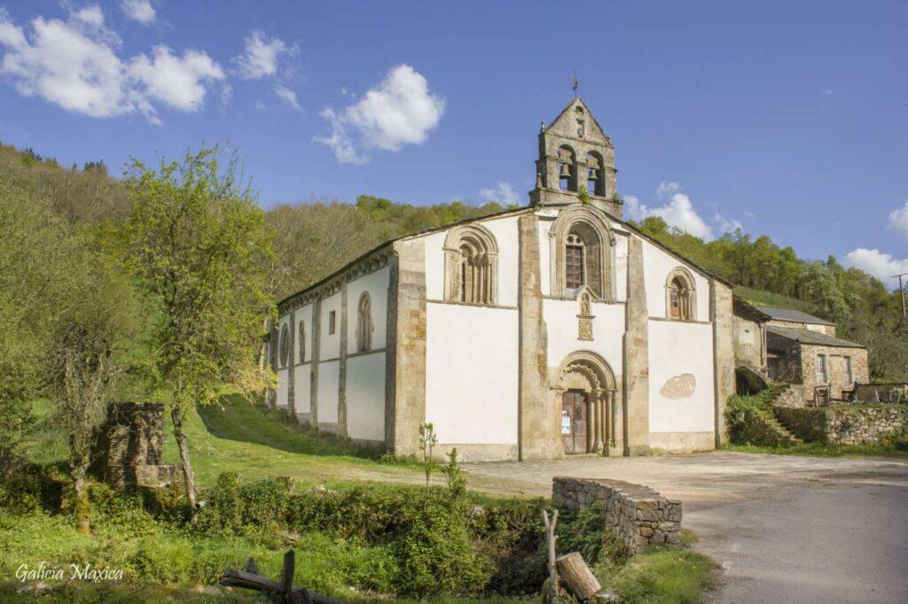 Convento monasterio de Penamaior