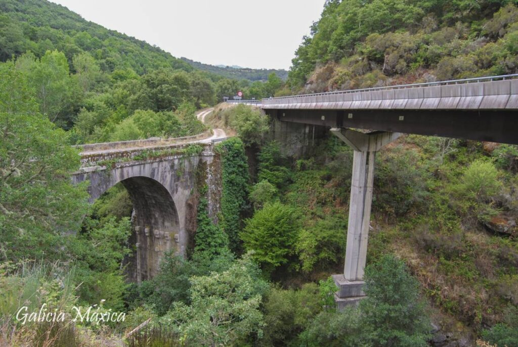Puentes nuevo y viejo