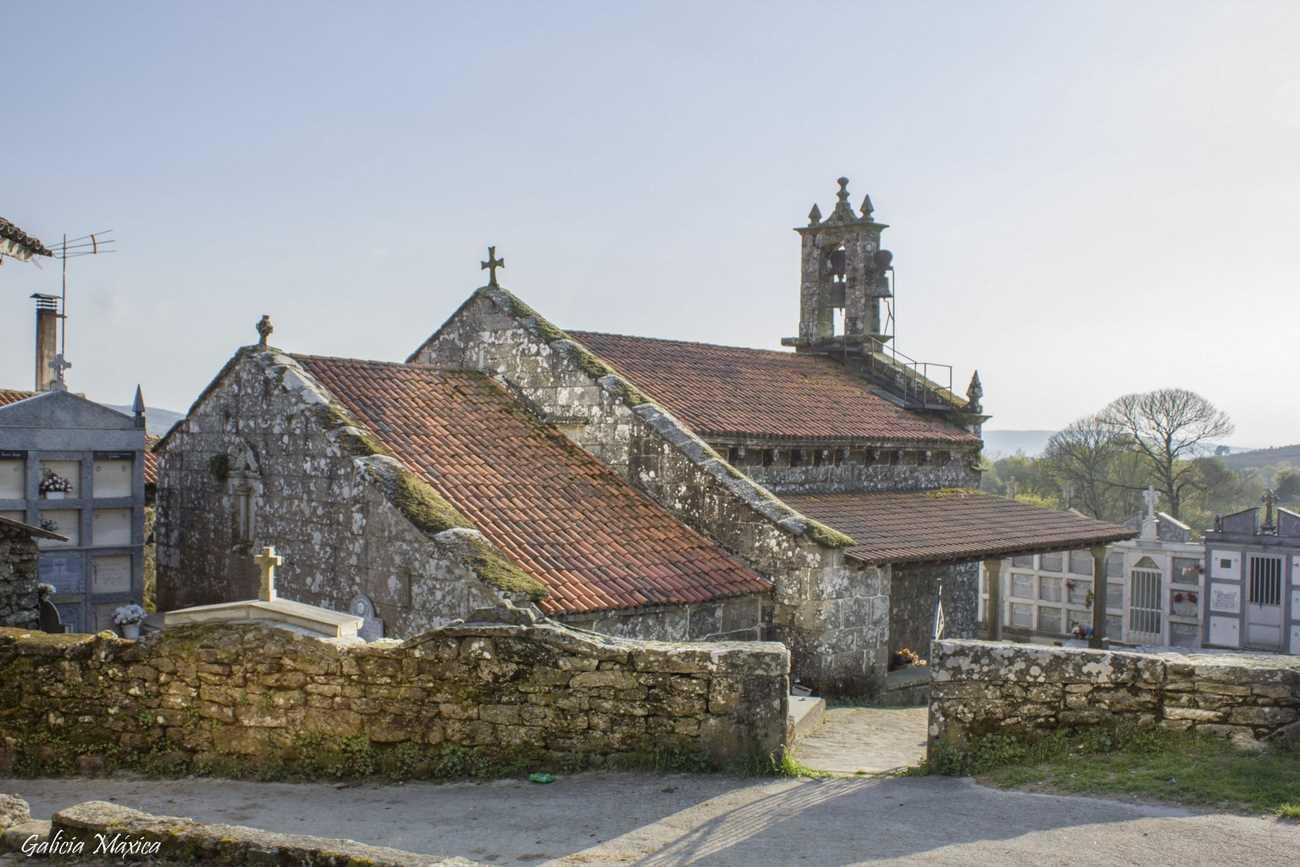 Iglesia de Asperelo