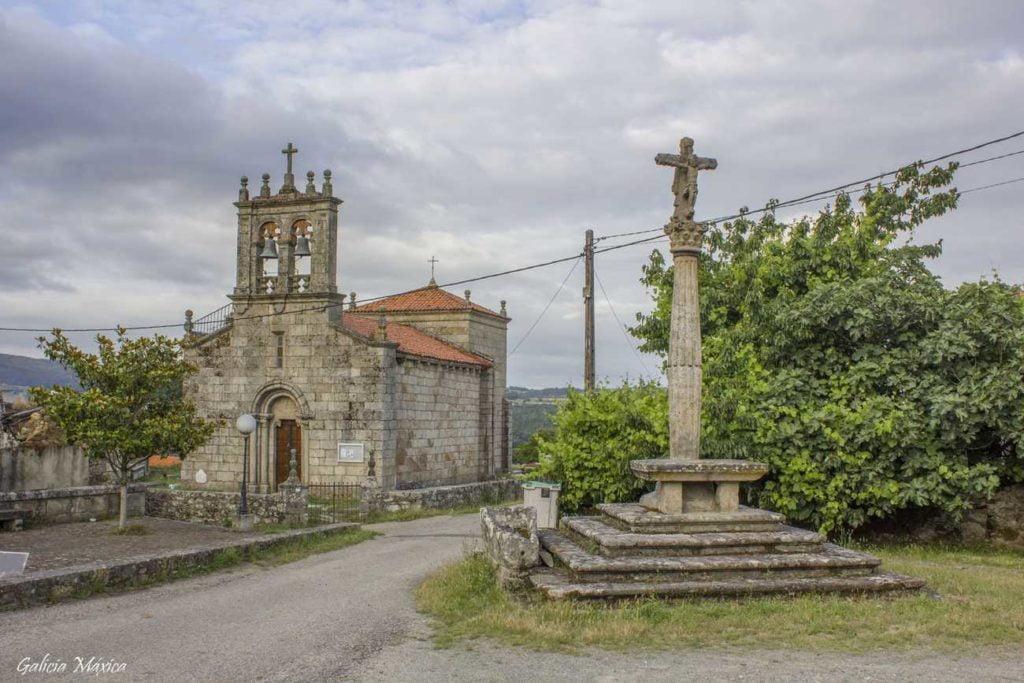 Iglesia de Santiago de Taboada