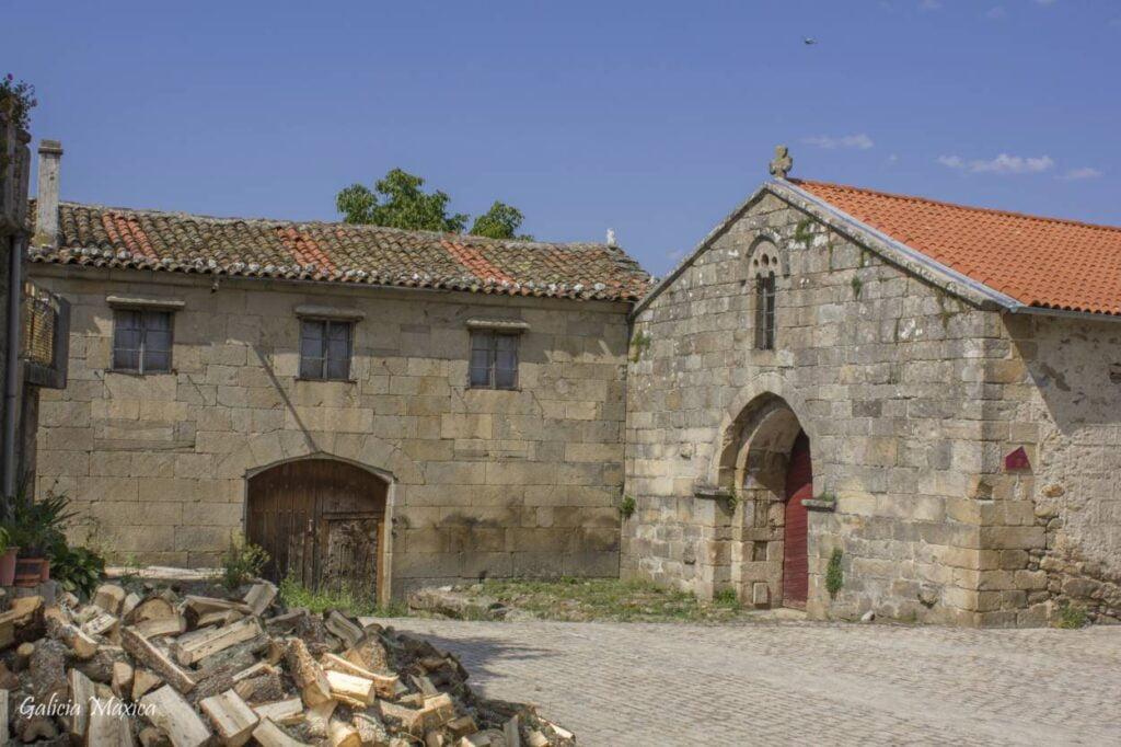 Monasterio de Sobrado de Trives