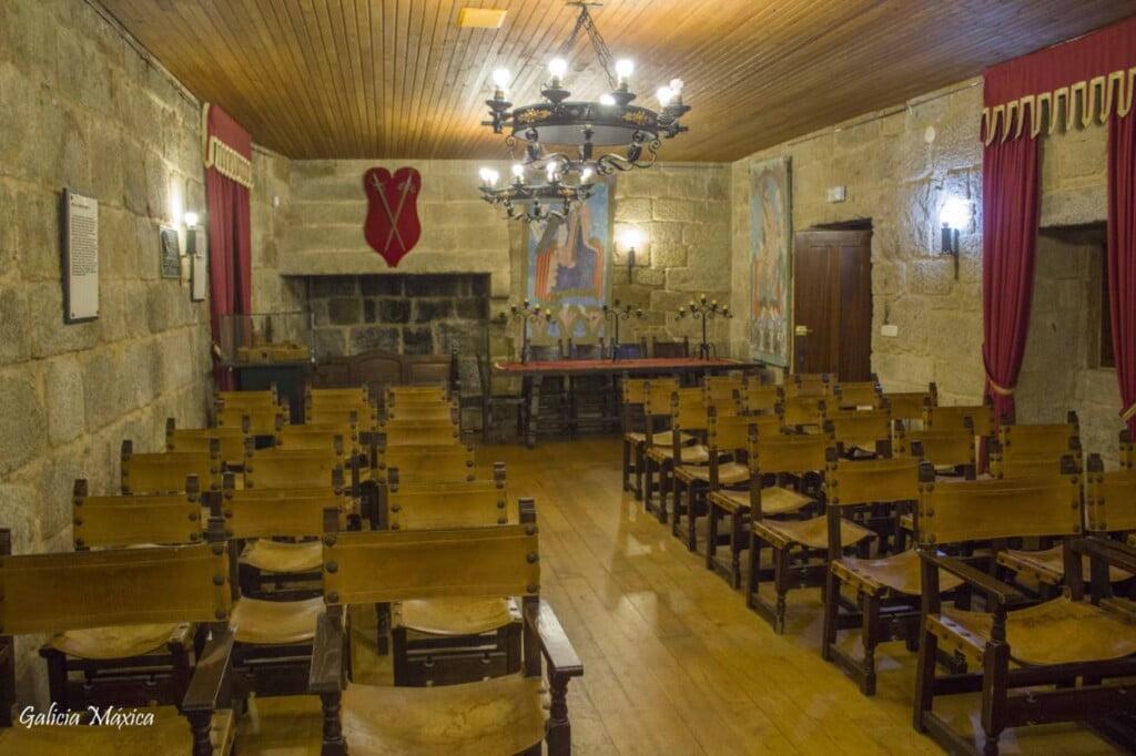 Salón del castillo