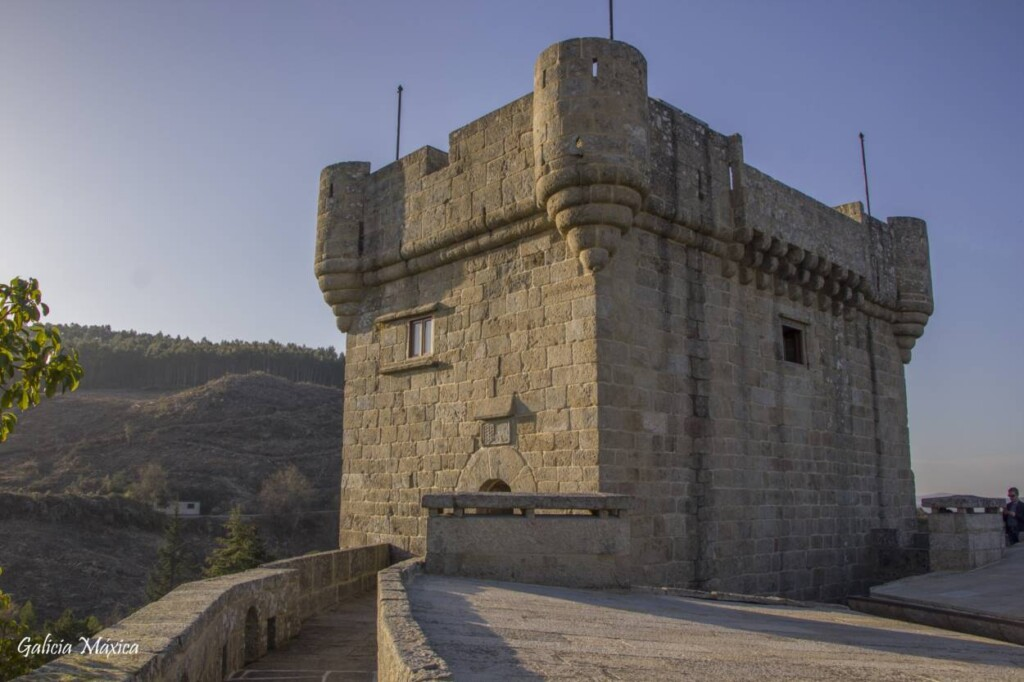 Torre del Catillo de Sobroso